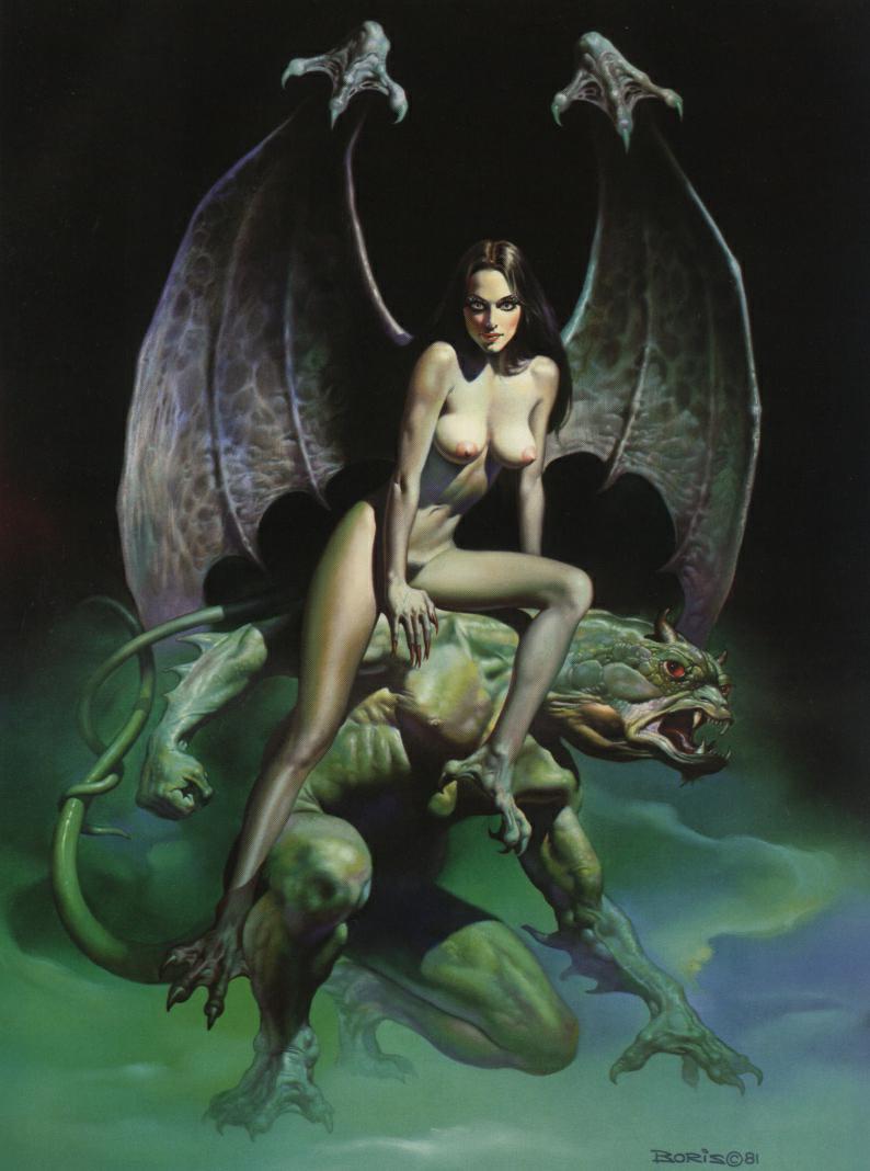 Nude vampiria pics sexy photo